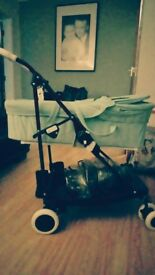 Vintage Super dreamer 90s pram BRAND NEW condition never been used or even taken outside