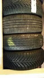185 65 14 partworn tyres