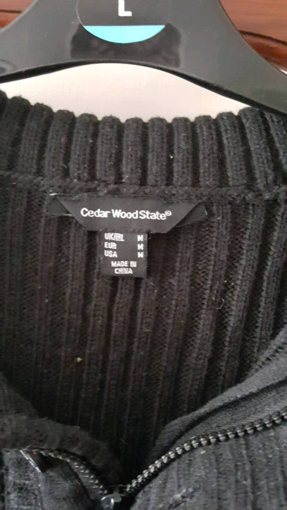mens jumpers various sizes