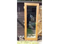 Bespoke Hardwood Rennie McIntosh Internal Door