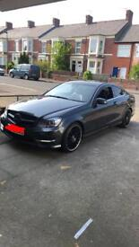 Mercedes c220 sport amg cdi coupe