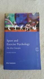Sport & Exercise Psychology Ellis Cashmore