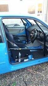 VW lupo race , rally , track , car prodject with mot