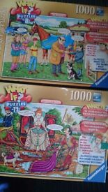 Ravensburg What If ? 1000 piece