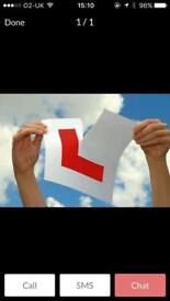 Driving lessons manual