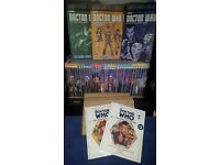 Issues 1-41 of The Complete History of Doctor Who - Hachette Partworks 2015-current