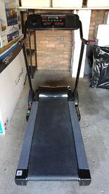 Reebok Edge Motorised Folding Treadmill