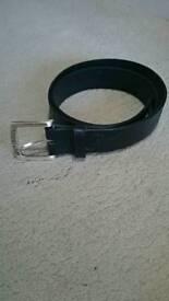 New Harley Davidson leather belt