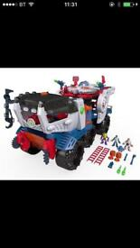 Imaginext Battle Rover