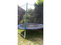 10 FOOT TRAMPOLINE ATLANTIC TRAMPOLINE