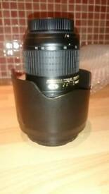 Nikon 24-70 f2.8g