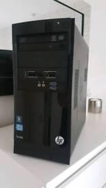 FAST HP Elite Intel Core i7 8Gb SSD + 1Tb BEATS Wifi USB 3 Windows 10 Office Kodi REFURBISHED