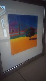 Paul Powis 'Field Of Gold' Artist's Proof.....signed with Certificate of Authenticity