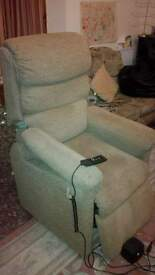 Electric Riser Recliner Mobility Chair