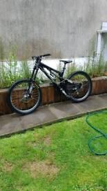 Intense socom dh/fr bike