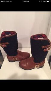 Kids fille enfant botte Tommy Hilfiger
