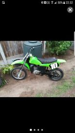 Kx60 not cr yz 65 85 125