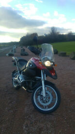 '56 plate BMW R1200GS RED for Sale or Swap