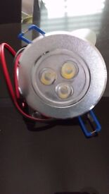 Brand New LED Ceiling Lights x 6