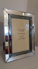 Laura Ashley Mirrored Picture Frame