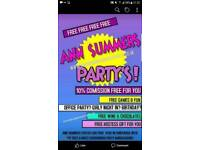 Ann summers FREE PARTIES
