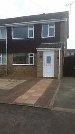 For Rent - Three Bedroom Semi in Ringstead offers over £900pcm