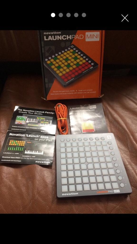 Novation launchpad mini | in Harrow, London | Gumtree