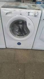 candy 8kg washing machine comes with warranty can be DELIVERED