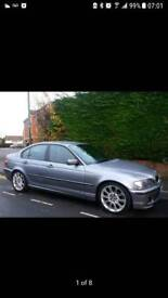 Bmw 320i 2.2 straight 6 full m sport spares or repair
