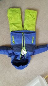 Brand new winter jacket and trousers