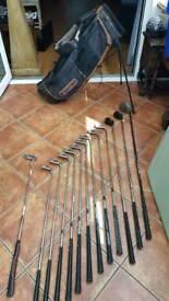Full Set of Mens Golf Clubs - PING i3