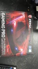 Msi Z170A Gaming Pro Motherboard