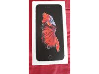Apple I Phone 6s Plus 128GB Space Gray