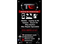 I fix all laptops, phones tablets and pc's at great prices