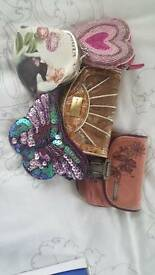 Selection of purses