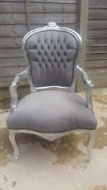 French-Louis-Armchair