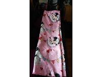 Nursery/ Child Minnie Mouse Curtains