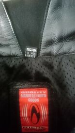 Richa Freedom Ladies Motorcycle Trousers Size 12 S