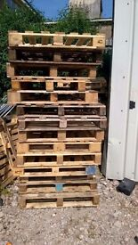 Pallets Available - Donations for local children's charities