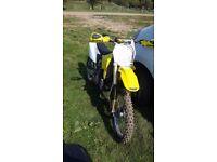 Suzuki rm 125 2003/swaps