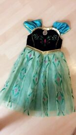 Anna & Elsa frozen dresses