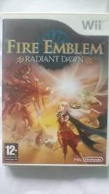 Fire Emblem Radiant Dawn - Wii
