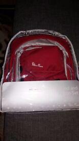 Silvercross wayfarer red colour pack
