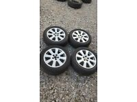 Toyota Avensis 16 inch Alloy Wheels