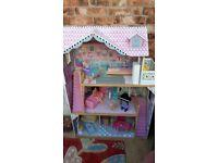 Barbie Doll suitable house