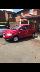 image for Volkswagen, FOX, Hatchback, 2008, Manual, 1198 (cc), 3 doors