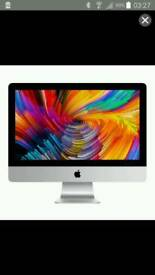 "Apple imac 21.5"" i5 mid 2017 4K"