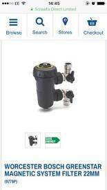 Worcester Greenstar System Filter