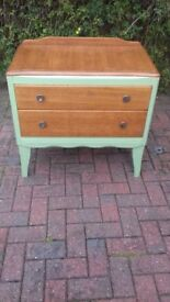 Lebus vintage chest of drawers