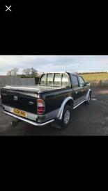 Ford ranger XLT model